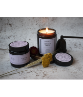 SENSUAL DESIRE Gift Set - 160g + 100g Soy Wax Candle