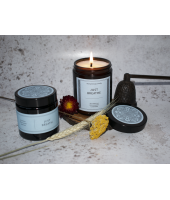 JUST BREATHE Gift Set - 180g + 90g Soy Wax Candle
